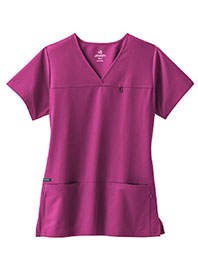 Uniforms - women's medical scrubs - top