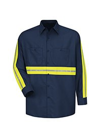 industrial workwear - hi visibility workshirt