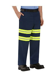industrial work pant - dura kap high visibility pants