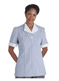 Uniforms - hospitality apparel - housekeeping tunic