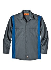 automotive uniforms - long sleeve shop shirts