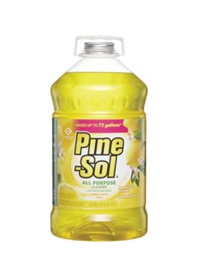 cleaning supplies all purpose pine sol