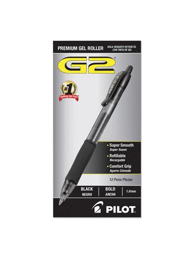 G2 gel roller pens