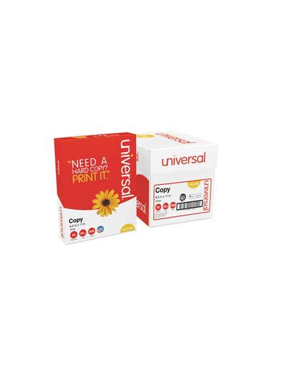 office supplies universal printer paper